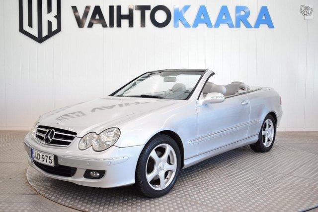 Mercedes-Benz CLK 1