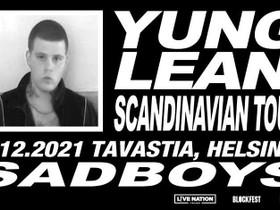 Yung lean keikkalippu, Keikat, konsertit ja tapahtumat, Matkat ja liput, Kontiolahti, Tori.fi