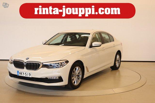 BMW 520, kuva 1