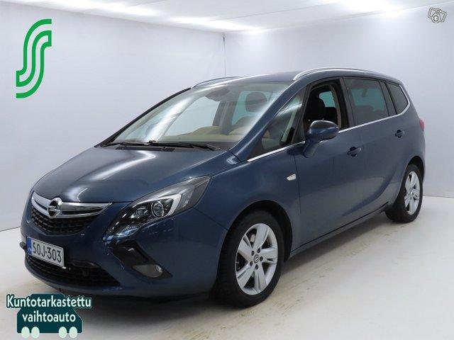 Opel Zafira Tourer, kuva 1
