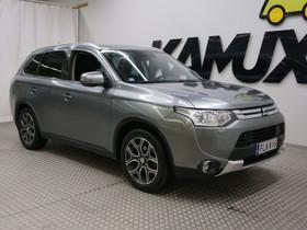Mitsubishi Outlander, Autot, Pori, Tori.fi