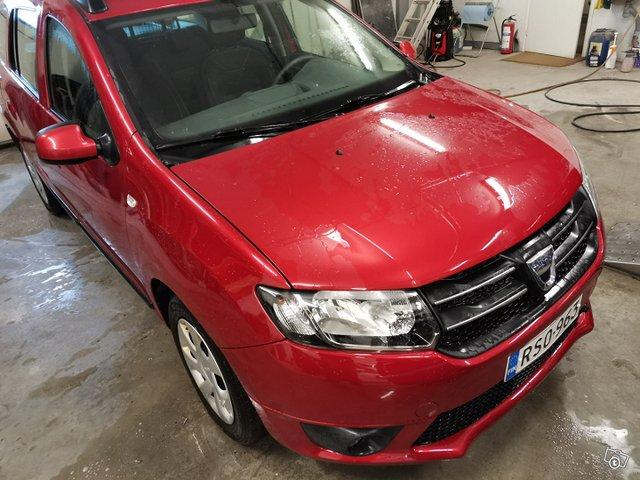 Dacia Logan MCV 3