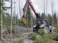 TMK 200 Energiakoura Kuormaimiin / Nostureihin