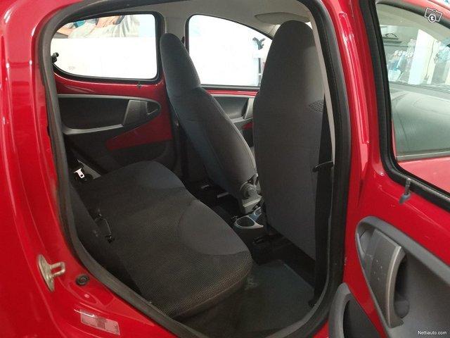 Peugeot 107 9