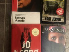 Kirjoja, Kaunokirjallisuus, Kirjat ja lehdet, Helsinki, Tori.fi
