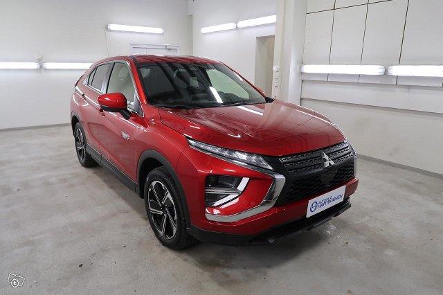 Mitsubishi Eclipse Cross PHEV Inform