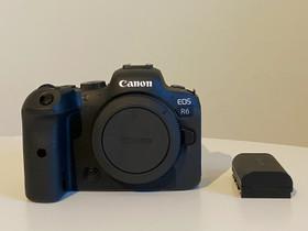Canon EOS R6, Kamerat, Kamerat ja valokuvaus, Helsinki, Tori.fi