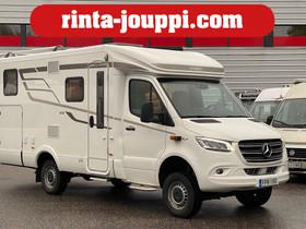 Hymer ml-t 580, Matkailuautot, Matkailuautot ja asuntovaunut, Espoo, Tori.fi