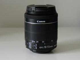 Canon EF-S 18-55mm F3.5-5.6 IS, Objektiivit, Kamerat ja valokuvaus, Kauniainen, Tori.fi