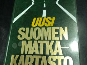 Karttakirja 1984, Matkat, risteilyt ja lentoliput, Matkat ja liput, Nurmijärvi, Tori.fi