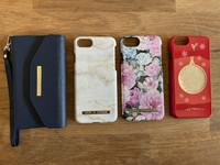 IPhone 8/7/6 kuoria (Ideal of Sweden * 3 ja HM)