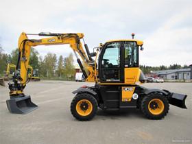 Jcb 110w hydradig pyörittäjällä, Maanrakennuskoneet, Työkoneet ja kalusto, Kärsämäki, Tori.fi