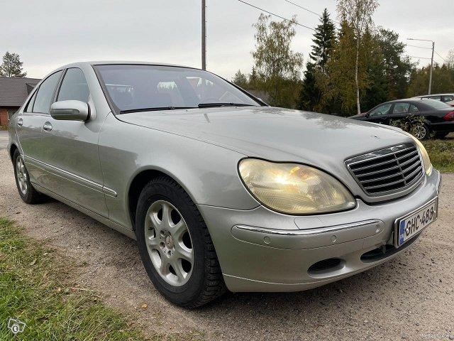 Mercedes-Benz S 3