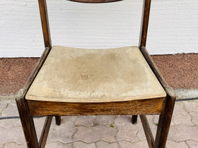Kaksi vanhaa tuolia, Pöydät ja tuolit, Sisustus ja huonekalut, Seinäjoki, Tori.fi