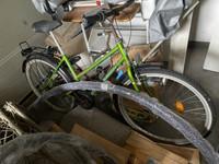 Kaksi pyörää