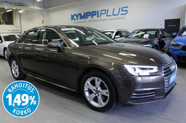 Audi A4 1