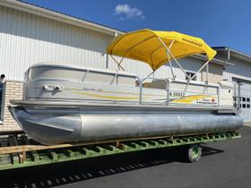 Sun Tracker Party Barge 22, Moottoriveneet, Veneet, Rauma, Tori.fi