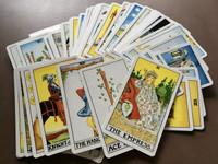 Tarot-korttipakka