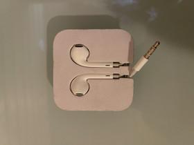 Apple kuulokkeet 3,5mm liitäntä, Puhelintarvikkeet, Puhelimet ja tarvikkeet, Helsinki, Tori.fi