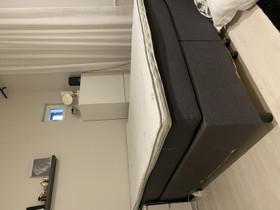 120x200cm jenkkisänky, Sängyt ja makuuhuone, Sisustus ja huonekalut, Vantaa, Tori.fi