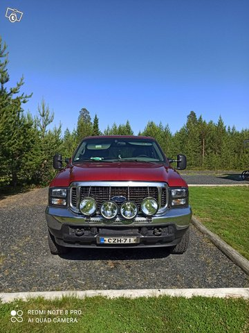 Ford Excursion, kuva 1
