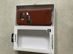Samsung S8 Plus suoja/lompakko kotelo, Puhelintarvikkeet, Puhelimet ja tarvikkeet, Helsinki, Tori.fi