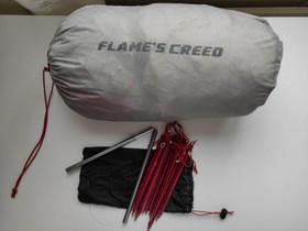 Flames Creed / 3f Ul 1 henkilön teltta 665g, Ulkoilu ja retkeily, Urheilu ja ulkoilu, Kuopio, Tori.fi