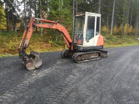 Pel-Job Eb22 Kumitela Kaivinkone, Maanrakennuskoneet, Työkoneet ja kalusto, Ylivieska, Tori.fi