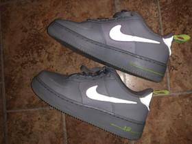 Nike air force 1 grey voltage, Vaatteet ja kengät, Hämeenlinna, Tori.fi