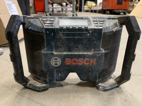 Bosch työmaaradio, Työkalut, tikkaat ja laitteet, Rakennustarvikkeet ja työkalut, Tampere, Tori.fi