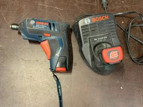 Bosch GSR Mx2Drive ruuvinväännin, Työkalut, tikkaat ja laitteet, Rakennustarvikkeet ja työkalut, Tampere, Tori.fi