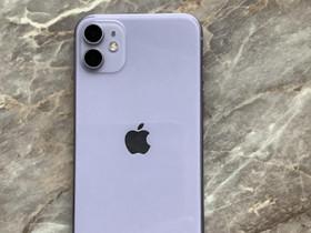 Iphone 11 128 Gb violetti, Puhelimet, Puhelimet ja tarvikkeet, Riihimäki, Tori.fi