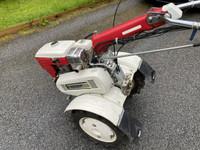 Honda f800 sarvitraktori peräjyrsimellä