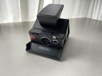 Polaroid SX-70 model 2 + mint flashbar 2