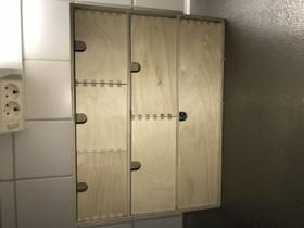 Ikean Moppe minilipasto, Hyllyt ja säilytys, Sisustus ja huonekalut, Oulu, Tori.fi