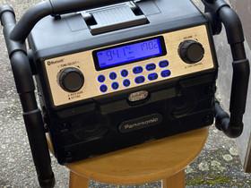 Työmaaradio Panasonic, Työkalut, tikkaat ja laitteet, Rakennustarvikkeet ja työkalut, Ylöjärvi, Tori.fi