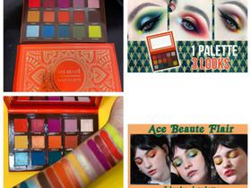 Ace Beaute: Flair palette, Kauneudenhoito ja kosmetiikka, Terveys ja hyvinvointi, Helsinki, Tori.fi