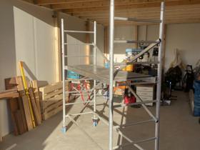 Rakennustelineet, Työkalut, tikkaat ja laitteet, Rakennustarvikkeet ja työkalut, Kaarina, Tori.fi