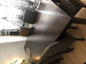 Iso ruokaryhmä(6 tuoli), Pöydät ja tuolit, Sisustus ja huonekalut, Vantaa, Tori.fi