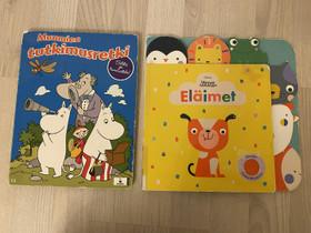 Tunnustelukirjat, 2 kpl, Lastenkirjat, Kirjat ja lehdet, Lappeenranta, Tori.fi