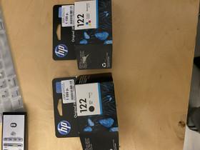 HP 122 mustepatruunat, Muut koneet ja tarvikkeet, Työkoneet ja kalusto, Kouvola, Tori.fi
