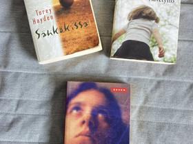 Torey Hayden kirjapaketti, Kaunokirjallisuus, Kirjat ja lehdet, Vantaa, Tori.fi