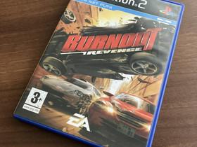 Burnout Revenge, PS2, Pelikonsolit ja pelaaminen, Viihde-elektroniikka, Vaasa, Tori.fi