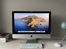 Apple iMac 21.5, mid 2014, Pöytäkoneet, Tietokoneet ja lisälaitteet, Helsinki, Tori.fi
