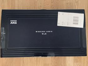 Samsung kaiutin VL550/XE (musta), Audio ja musiikkilaitteet, Viihde-elektroniikka, Helsinki, Tori.fi