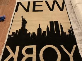 New York matto 140 x 190 cm, Matot ja tekstiilit, Sisustus ja huonekalut, Helsinki, Tori.fi