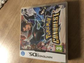 Pokemon Conquest peli, Pelikonsolit ja pelaaminen, Viihde-elektroniikka, Kirkkonummi, Tori.fi