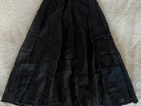 Uhana Flux Skirt, Devoré Black S, Vaatteet ja kengät, Helsinki, Tori.fi