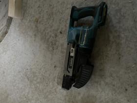 Makita nauharuuvari dfr550, Työkalut, tikkaat ja laitteet, Rakennustarvikkeet ja työkalut, Pori, Tori.fi