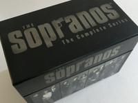 Sopranos The Complete Series dvd-boksi
